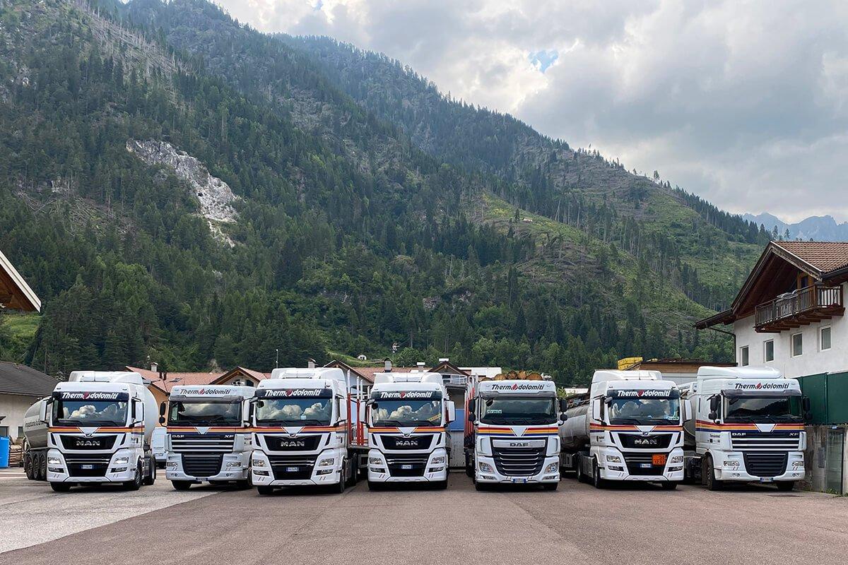 7 trattori stradali